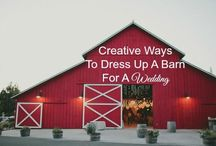 Weddings-Barn-Country-Farm / by Walking On Sunshine