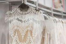 LACE /// / Lace fashion details
