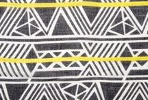 textile & pattern / by Chelsea Marie