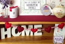 Valentines Gift and Craft Ideas / Celebrate Valentines Day with a loved one