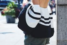 STRIPES /// / A collection of images and outfits dedicated towards fashionable stripes.