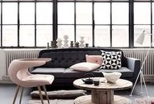 STUDIO /// / Decor and design inspiration for your studio or office.