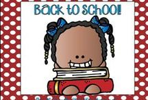 back to school / Ideas to support your getting ready for Back to School!! Also check out SEPTEMBER!