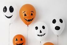 HALLOWEEN /// / Inspiration for Halloween, from decor to costume and party ideas