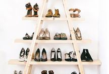 ORGANIZATION /// / A pinterest board dedicated to keeping you organized and your home looking pretty.