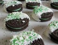 ST. PATRICKS /// / St. Patricks day activities and treats