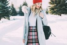 WINTER STYLE /// / A collection of winter outfit ideas for women