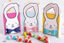 Easter / Easter printables and ideas / by Carmia {Clementine Creative}
