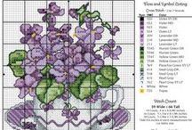 Cross Stitch Patterns / Free patterns for cross stitch