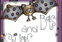 Bats and Spiders / Learn about spiders and bats, their life cycle and more. Crafts and activités too!