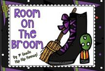Room on the Broom / Readers Theater and classroom activities