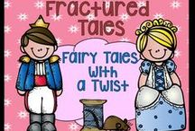 Fractured Tales / Fairy Tales with a Twist