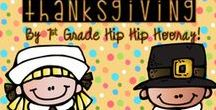 The First Thanksgiving / Learn about the history behind the First Thanksgiving and the Colonial and Native Americans.