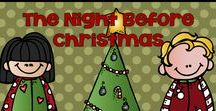 The Night Before Christmas / Video Activities Literature suggestions