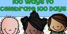 100th Day / 100 Day activities, games, books, and more