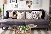 Home Loves - Decor, Furniture & Things / by Jules Almand