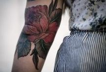 Tattoos / by Jules Almand