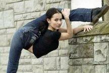 Flexibility / by Richard Disley