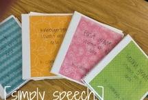 Speech Pathology / by Natalie Hernandez Pachon