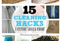 Cleaning tips / by Michelle DeCarlo