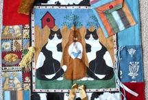 Twiddle-Blankets /Nesteldecken