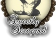 Sweetly Scrapped / Tags, Scrapbooking, Embellishments, Party, Packaging, Handmade Goodies and more....   www.sweetlyscrappedart.etsy.com