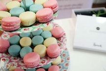 Candy Pastels / Spring colours don't get any prettier (or any yummier) than these good-enough-to-eat candy pastels.
