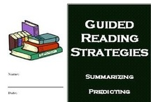 ED - Guided Reading / by Kari Lockwood