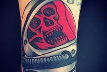 Tattoos / by Richard Disley