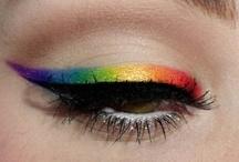Hair Slash Makeup  / by Rochelle Miller
