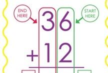 Math:  + and -