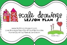 Math: Scale Drawings