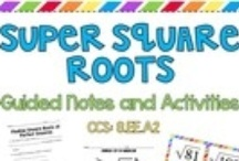 Math: Square Roots