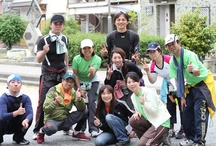 :::::: Thank you for many smiles! Kansai100km Walking 2012 ::::::
