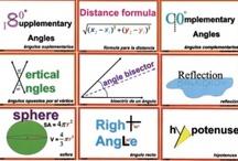 Math: Vocabulary Cards