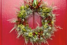 Christmas ideas / Christmas decorations, ideas and makes for planning the perfect celebration over the festive season