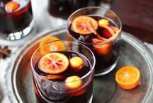 Mixologist: Drink Recipes / These beverages, made non-alcoholic or with your favorite spirit, will brighten up a party or your dinner table on the weekend. My personal favorites involve St Germain or sangria spin-offs!