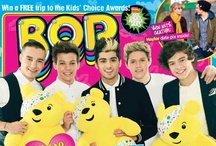 Bop Covers / by BOP & Tiger Beat Magazines