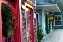 Christmas: New England