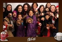 Celebra las Fiestas con McDonald's y McCafé