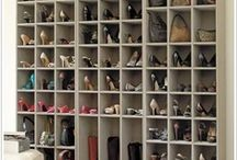 Closets / by Carol Gowin