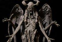 Monsters / Creatures ,beasts , demons ,undead etc
