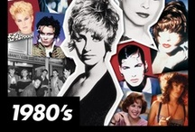 1980s / This year, TONI&GUY celebrates it's 50th birthday, having opened its first salon in Clapham, London in 1963. Here we celebrate the '80s by bringing you some nostalgia from the era.