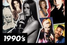 1990s / This year, TONI&GUY celebrates it's 50th birthday, having opened its first salon in Clapham, London in 1963. Here we celebrate the '90s by bringing you some nostalgia from the era.