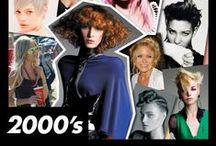 2000s / This year, TONI&GUY celebrates it's 50th birthday, having opened its first salon in Clapham, London in 1963. Here we celebrate the '00s by bringing you some nostalgia from the era.