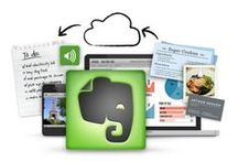 Evernote / Evernote how-to's. Tips. Tricks. How you can use to organize anything. For GENEALOGY -- please see my Evernote & Genealogy Board.