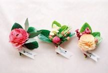 Boutonniere Obsession / by Jules Almand
