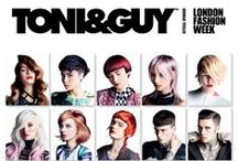 50/50 Collection / Created by the International Artistic Team, the 50/50 collection is a truly iconic celebration of TONI&GUY's 50 years of trend-defining, fashion-led hairdressing that changed the face of the industry. Each of the 10 looks symbolises past successes for the brand, referencing historic TONI&GUY collections, whilst also taking inspiration from current fashion trends to create a seamless merging of past, present and future.