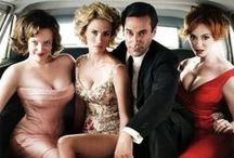 Mad Men Obsessions / by Jules Almand
