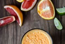 Smoothies for Summer Sippin' / Smoothie recipes for when you need a cool sip and want to incorporate the great summer produce into a meal!